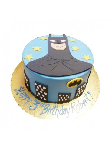 batman-theme-fondant-cake