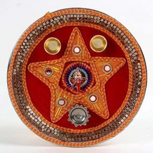 Decorative Pooja Thali