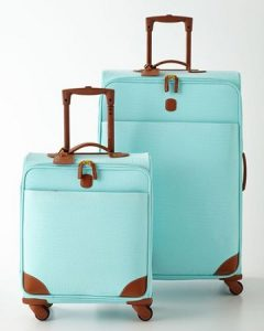 Personalised Suitcase Set