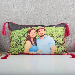 Personalised Love Cushion