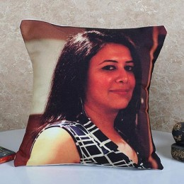 Personalized Vibrant Cushion