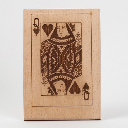 stylish engraved wooden plaque