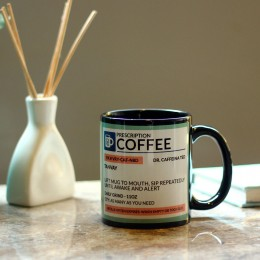 Personalised Prescription Coffee Mug
