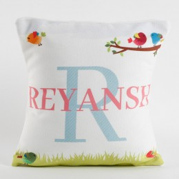 Personalised Name & Alphabet Cushion