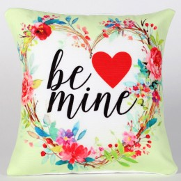 Valentines Be Mine Cushion