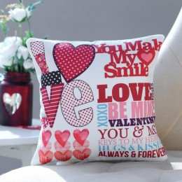 Valentiness Love Cushion