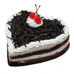 Special Black Forest Cake  Eggless