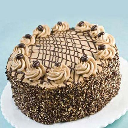 Special Delicious Coffee Cake 2kg Eggless