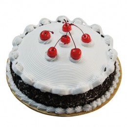Blackforest Paradise Cake  Eggless