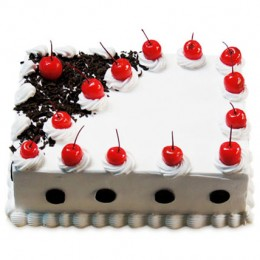 Blackforest Divine Cake  Eggless