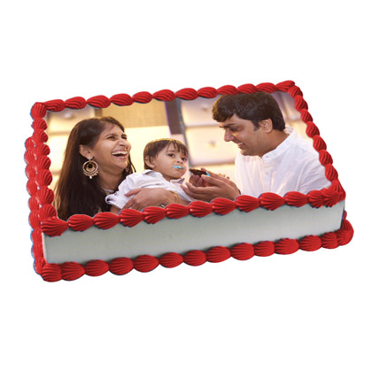 Personalized Cakelicious Day  Eggless