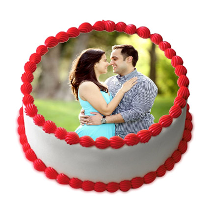 Personalized Delight 2kg Eggless