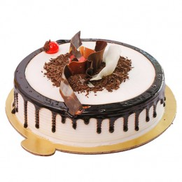 Heavenly Black Forest Cake  Eggless