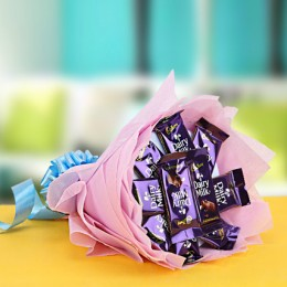 Cadbury Dairy Milk Chocolate Bouquet
