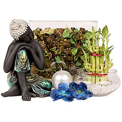 Composed Buddha Hamper
