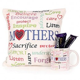 Mom Special Cushion N Coffee