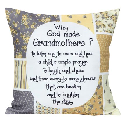 Grandmothers Cushion