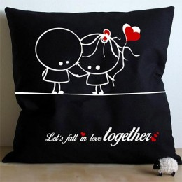 Falling In Love Cushion