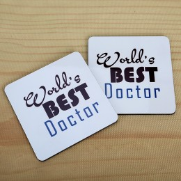 Best Doctor Coasters