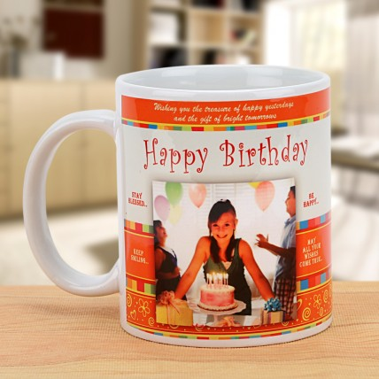 Personalized Cheers On the Birthday