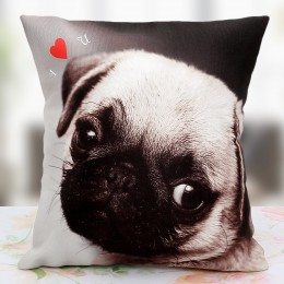 Loving the Pet Personalized Cushion