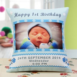 Sunshine of Life Personalized Cushion