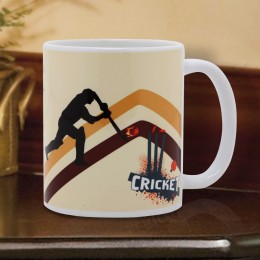 Cricket Love Mug