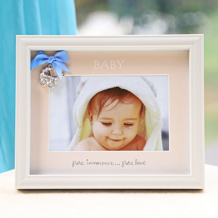 Personalized Baby Blue