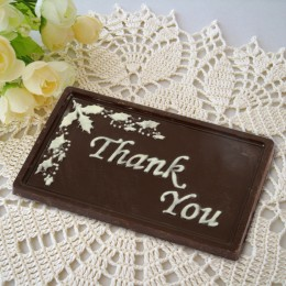 A Chocolaty Thank You