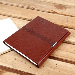 Trendy Brown Notebook