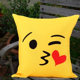 Winking Love Cushion