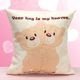 Cute Hug Me Cushion