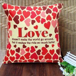 In Love Cushion