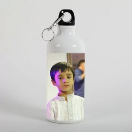Personalized Photo Bottle