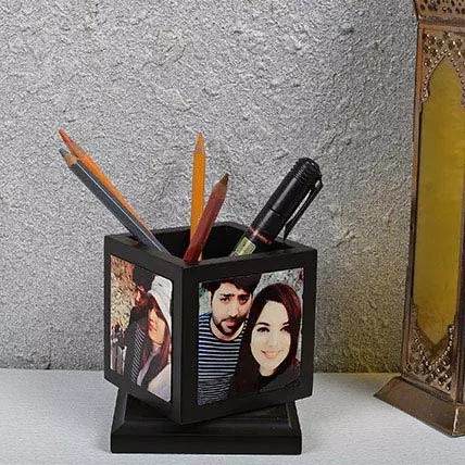 Personalized Touch Pen Holder