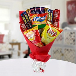 High on Snack Bouquet