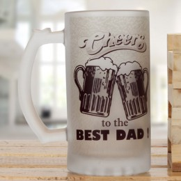 Cheers For Dad Mug