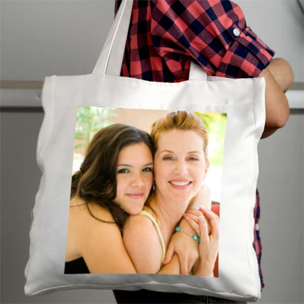Personalized Tote For Moms