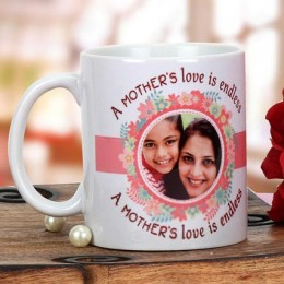 Personalized Tribute To Mom Mug