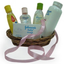 Little Angel Basket