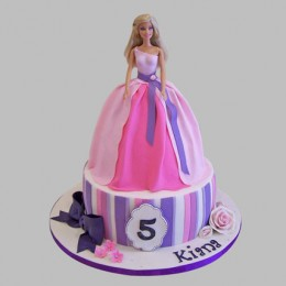 Wishful Barbie Cake 2kg