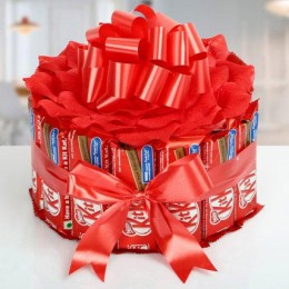 Sweet KitKat Bouquet