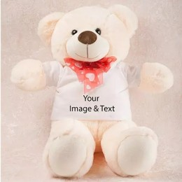Cute Personalized Teddy