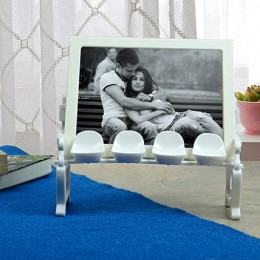 Personalised Garden Chair Photo frame