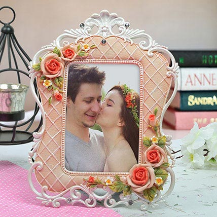 Personalised Antique Photo Frame