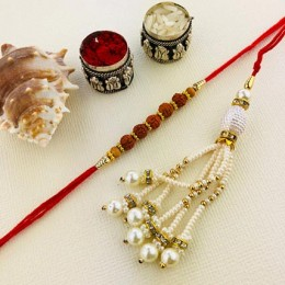 Awesome Lumba Rakhi Set
