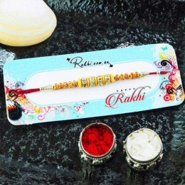 Lovely Bro Single Rakhi