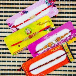 Family Combo Rakhi Set