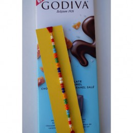 Sibling love with Godiva Chocolate
