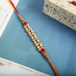 Beads of Love Rakhi